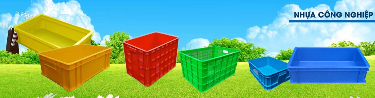thùng nhựa cao cấp Phú Hòa An giá rẻ