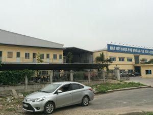 Hình ảnh Nhà Máy Nhựa Phú Hòa An 2016
