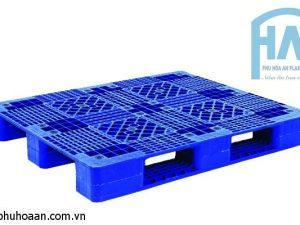 Pallet P 307-2 xanh dương cao cấp Phú Hòa An