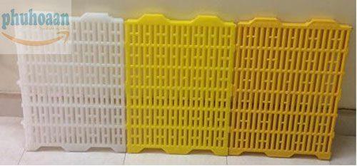 Mua ngay Tấm nhựa lót sàn chuồng heo (chuồng chó) 40x60 giá rẻ