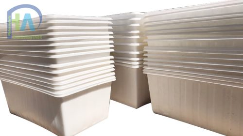 Phú Hòa An cam kết giá rẻ với thùng nhựa chữ nhật 1100 lít