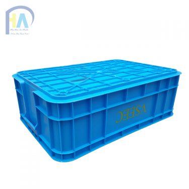 Thùng nhựa đặc B1 đa dạng về kích cỡ, màu sắc tại Phú Hòa An