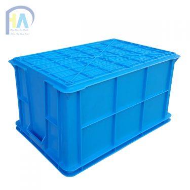 Thùng nhựa đặc B5 bán với giá cạnh tranh