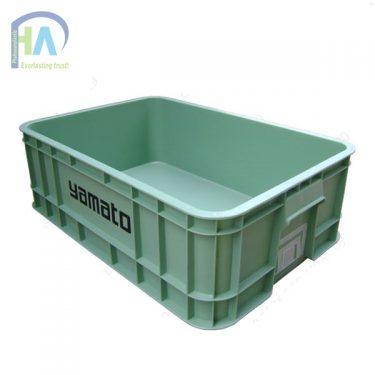 Thùng nhựa đặc B1 Phú Hòa An nhiều ưu điểm vượt trội