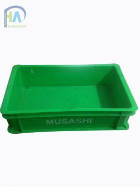 Phân phối thùng nhựa đặc B2 giá cực hấp dẫn toàn quốc