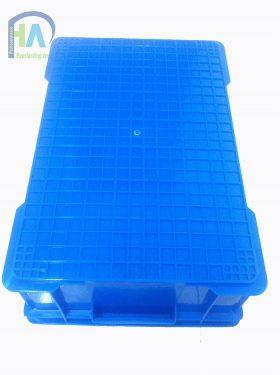 Thùng nhựa đặc B4 phân phối nhanh toàn quốc