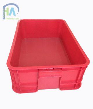 Phú Hòa An cung cấp thùng nhựa đặc màu đỏ chất lượng cao giá rẻ
