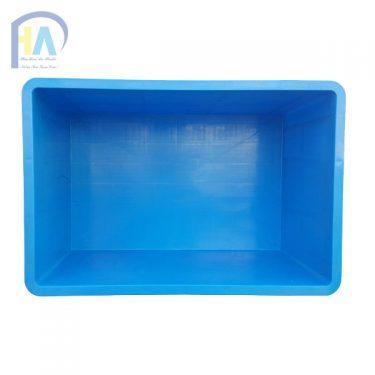Thùng nhựa đặc B5 phân phối giá rẻ toàn quốc