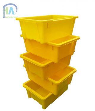 Thùng nhựa đặc A4 cao cấp Phú Hòa An