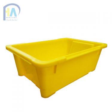 Thùng nhựa đặc A4 chất lượng vượt trội, giá bán ưu đãi