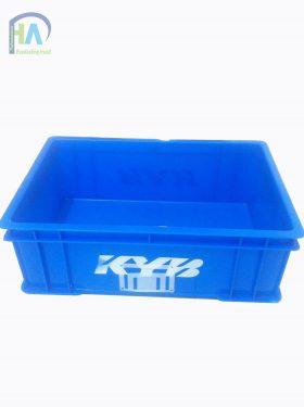 Cam kết giá bán thùng nhựa đặc B4 rẻ nhất thị trường