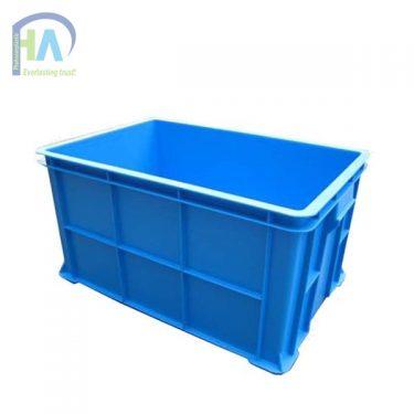 Thùng nhựa đặc B5 cam kết giá bán tốt nhất thị trường