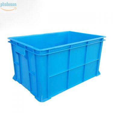 Thùng nhựa đặc B5 Phú Hòa An giá bán ưu đãi