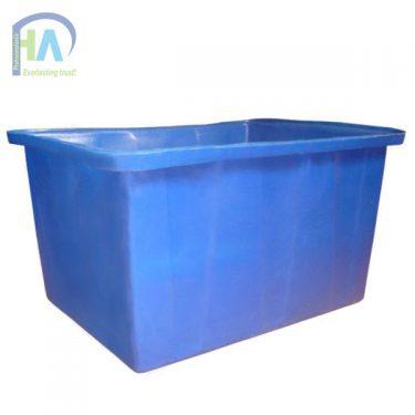 Thùng nhựa chữ nhật 750 lít chất lượng tốt nhất thị trường