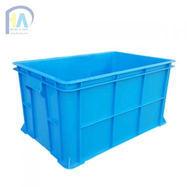 Thùng nhựa đặc B5 có giá thành ưu đãi nhất toàn quốc