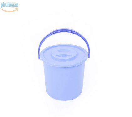 Xô nhựa 6 lít Phú Hòa An được khách hàng tin dùng
