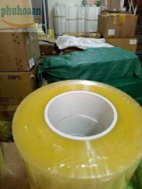 Băng dính cuộn to MS Phú Hòa An cam kết về chất lượng