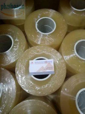Băng dính trong có lõi nhựa MS Phú Hòa An phân phối toàn quốc