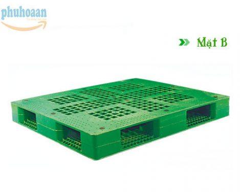 Pallet nhựa SG1210G giá cả hợp lý trên thị trường