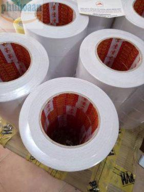 Băng dính cuộn to MS Phú Hòa An dày dặn, siêu dính