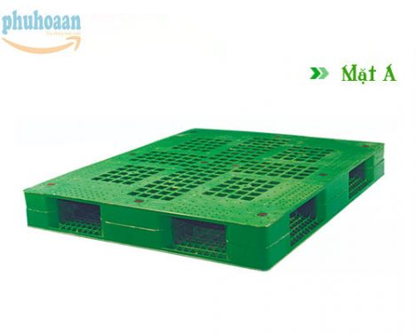Phú Hòa An cam kết giao hàng Pallet nhựa SG1210G trên toàn quốc