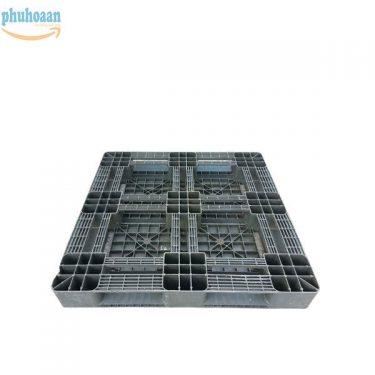 Phú Hòa An chuyên sản xuất Pallet nhựa cũ NB1111D giá rẻ