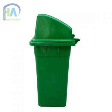 Thùng rác nhựa nắp hở siêu bền bỉ