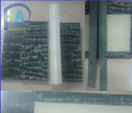 Thớt nhựa khổ lớn xanh đen chất lượng cao Phú Hòa An