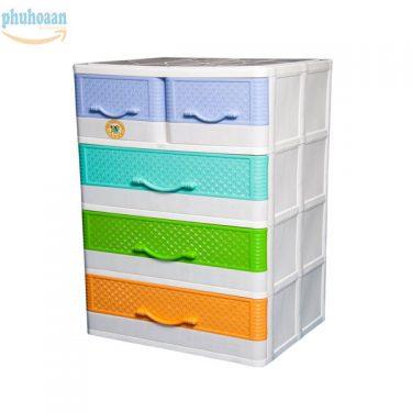 Tủ nhựa Hita đôi HT Phú Hòa An có nhiều ưu điểm vượt trội