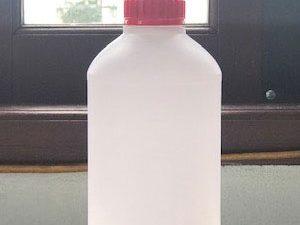 Chai nhựa 1 lít đựng hóa chất giá rẻ