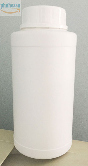 Chai nhựa đựng hóa chất 2kg giá rẻ